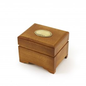 Mini Keepsake- Medium Oak