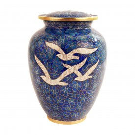 Peace, Love & Remembrance Urn