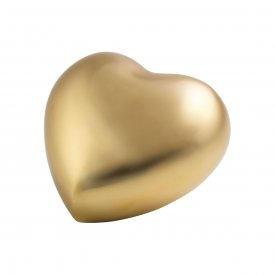 Gold Heart Keepsake